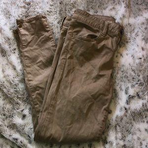AMEO super stretch Khakis size 10